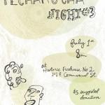 PechaKucha #3 poster by Klein Dytham